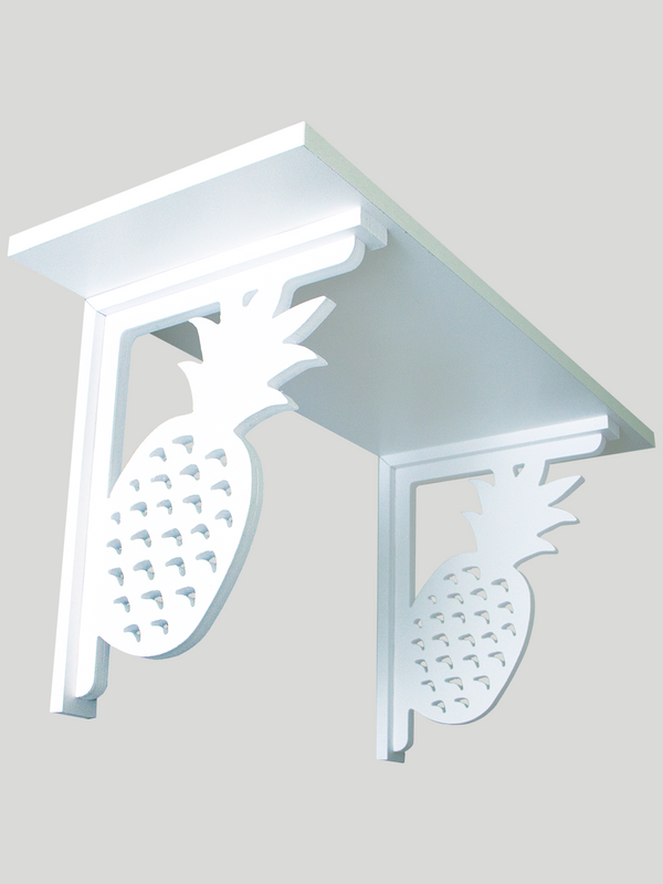 Pineapple Shelf-Nature Brackets