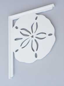 Sand Dollar Decorative Bracket