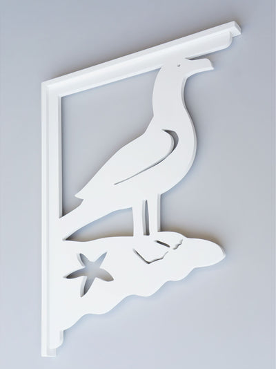 Seagull Decorative Bracket