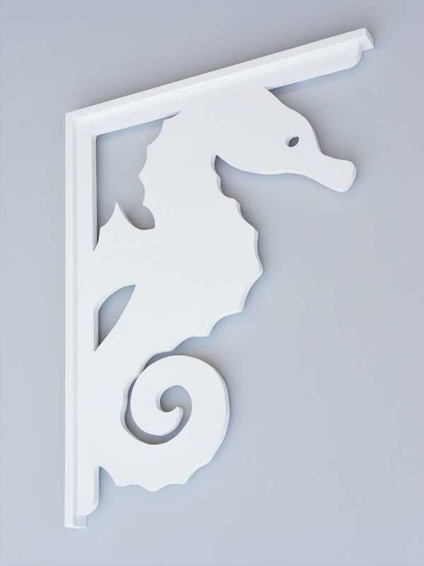 Seahorse Decorative Bracket-Nature Brackets