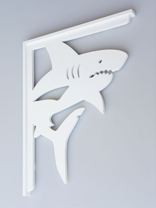 Shark Decorative Bracket