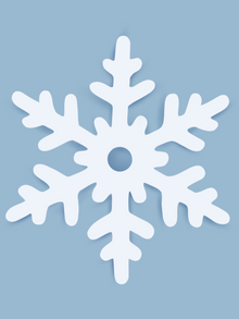 Snowflake Wall Art