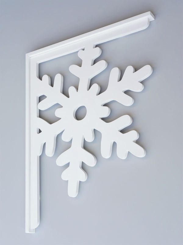 Snowflake Decorative Bracket