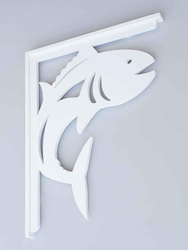 Tuna Decorative Bracket-Nature Brackets