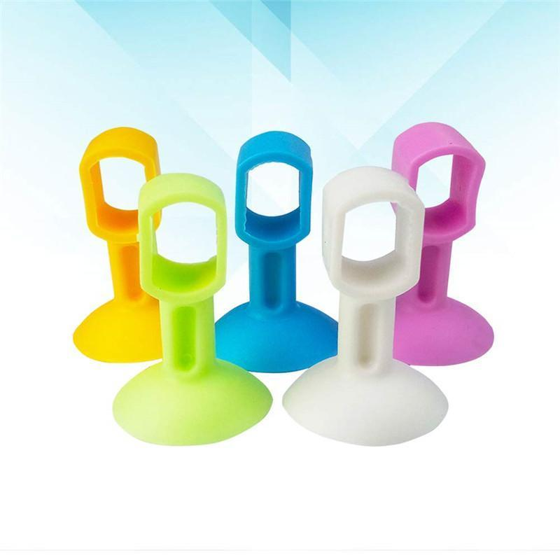(Hot Selling  25% Off and Buy 2 Free Shipping)Silicone anti-collision Mute door suction