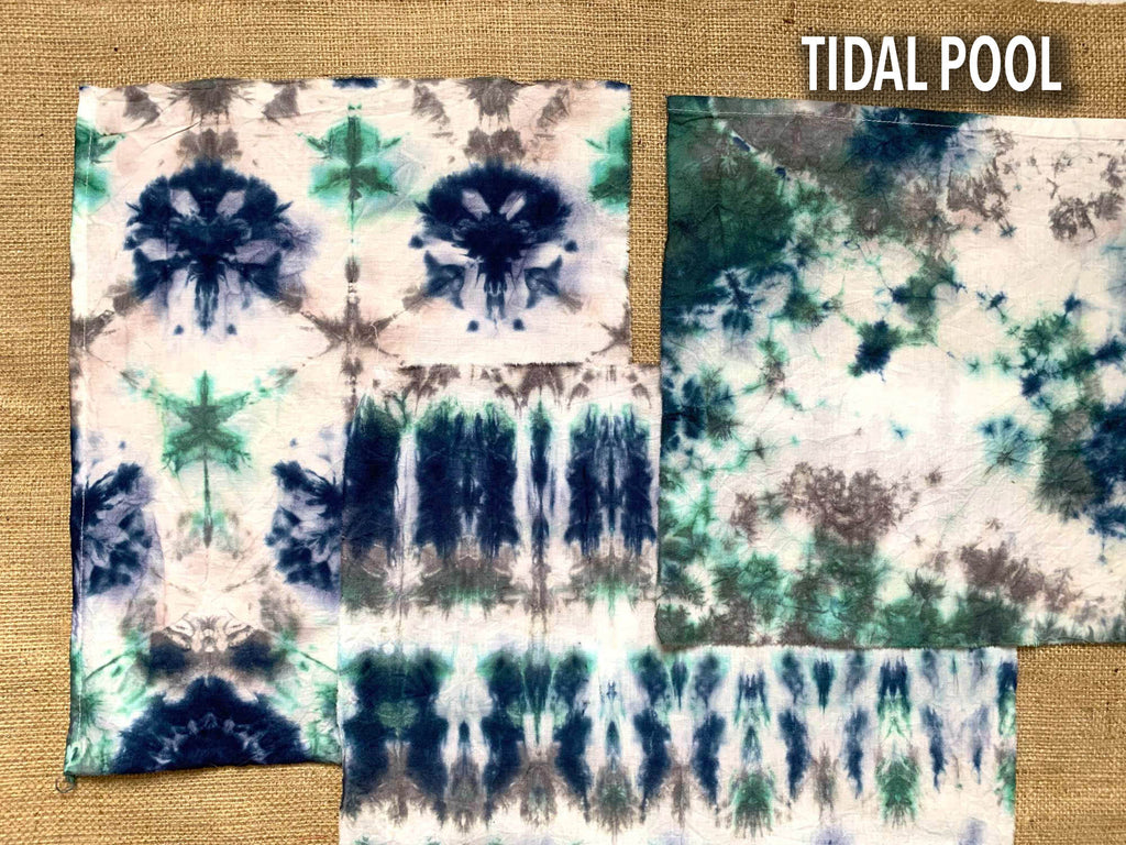 Tie Dye Kit With Modern Colors- Free Shipping and Video Tutorial Included