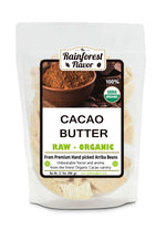 Load image into Gallery viewer, Homemade Chocolate DIY Kit Bundle | Cacao Butter + Cacao Powder, Mold - 100% Organic Raw Cacao
