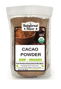 Homemade Chocolate DIY Kit Bundle | Cacao Butter + Cacao Powder, Mold - 100% Organic Raw Cacao