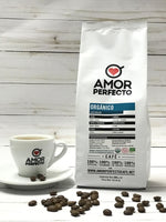 Load image into Gallery viewer, Amor Perfecto Organic Ground Gourmet Espresso Colombian Coffee Medium Roast 17.6oz Bag