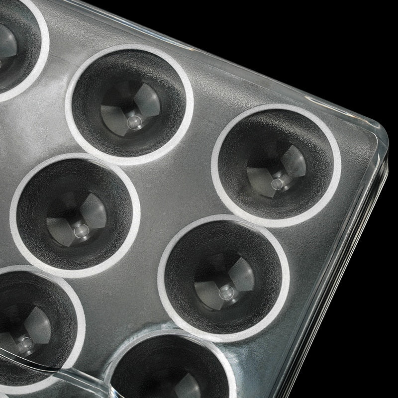Half Ball Chocolate Mould Polycarbonate -  Candy Mold
