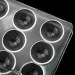 Load image into Gallery viewer, Half Ball Chocolate Mould Polycarbonate -  Candy Mold