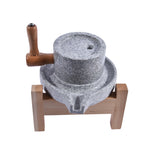 Load image into Gallery viewer, Ancient Mayan granite stone milstone stone grinder for handmade chocolate