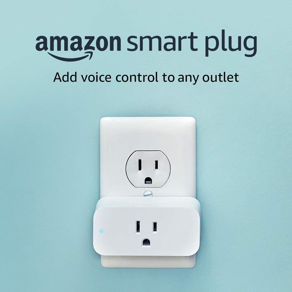 Smart Plug, works with Alexa