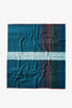 Intuitive Art - Pine Twill Silk Woolen Square Scarf