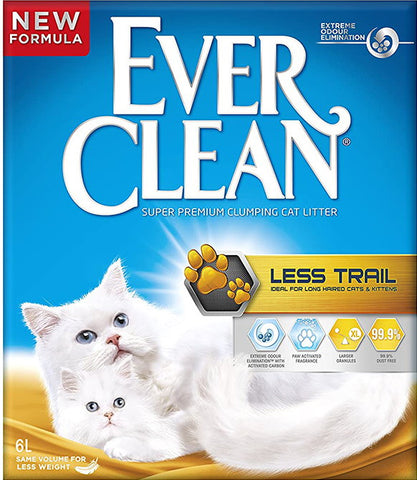 Ever Clean Less Trail -kissanhiekka 6 L