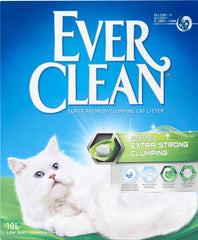 Ever Clean Extra Strong Scented -kissanhiekka 10 L