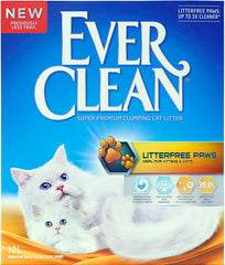 Ever Clean Littlefree Paws -kissanhiekka 10 L