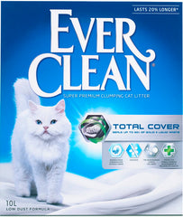 Ever Clean Total Cover -kissanhiekka 10 L