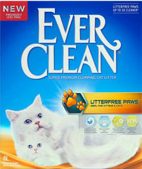 Ever Clean Littlefree Paws -kissanhiekka 6 L