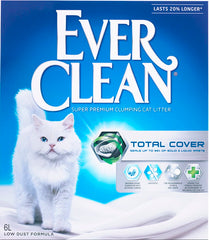 Ever Clean Total Cover -kissanhiekka 6 L