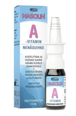 Nasolin a-vitamin (10 ml)