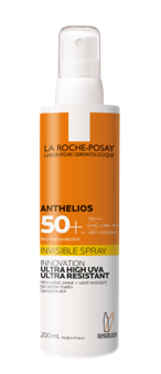 Lrp anthelios spf50+ -aurinkosuojasuihke  (200 ml)