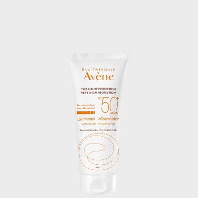 Avene sun mineral lotion 50+ (100 ml)