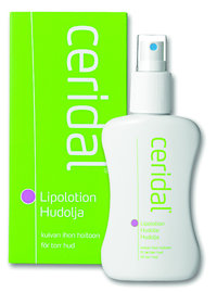 Ceridal lipolotion (100 ml)