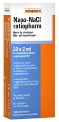 Naso nacl ratiopharm ( 20x2ml )