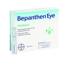 Bepanthen eye silmätipat ( 20x0,5 ml)
