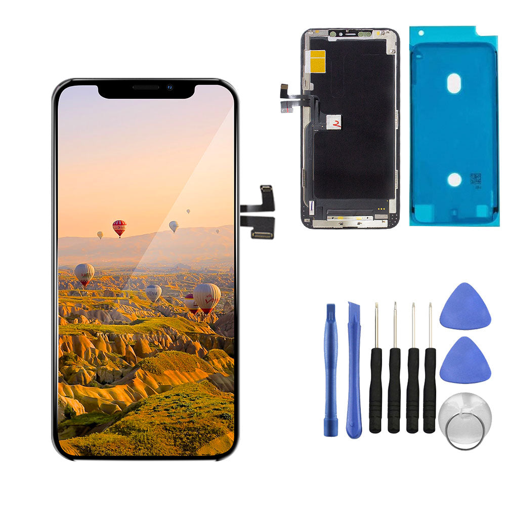 iPhone 11 Pro Max Touch Incell Premium Screen Display Replacement +Digitizer Display Repair Kit - TYPhonePart