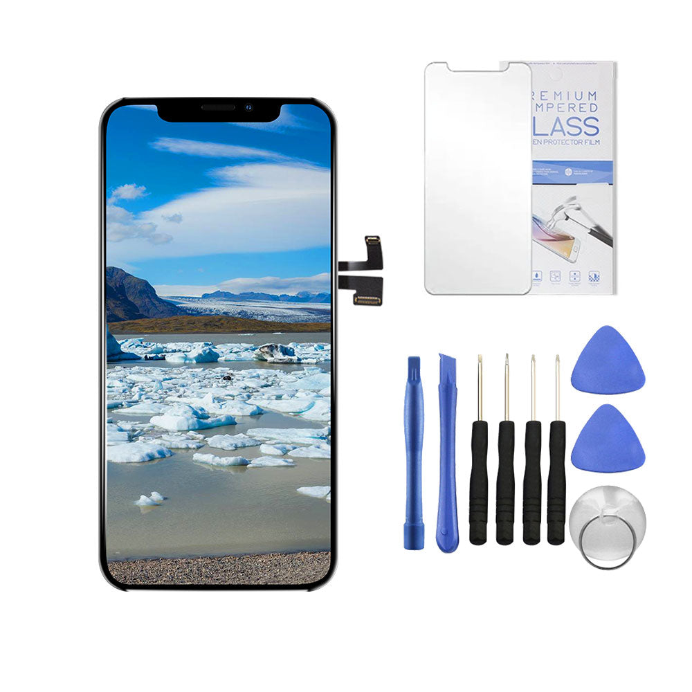 For iPhone 11 Pro LCD Incell Screen Display Replacement +Premium Repair Kit And Protect Glass - TYPhonePart