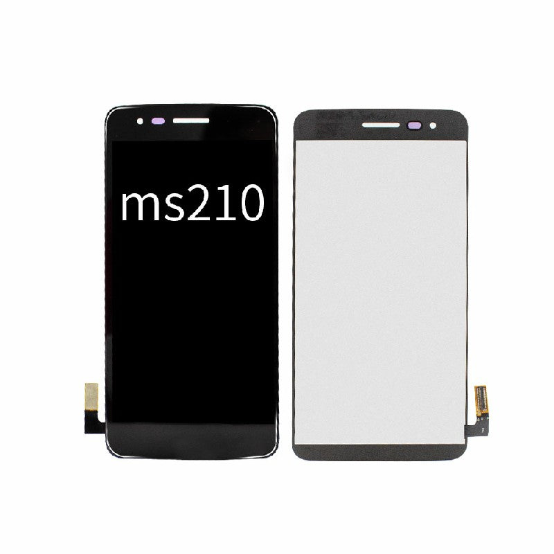 For LG ms210 Premium LCD Screen Replacement +Digitizer Display Repair Kit