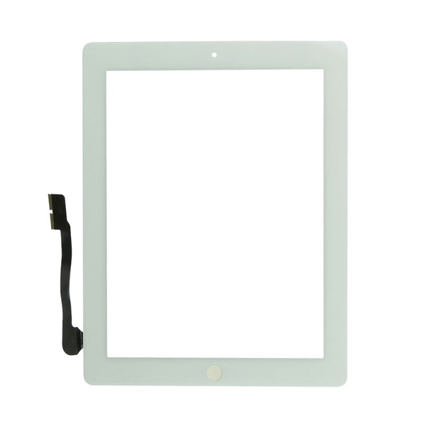 For iPad 4 Glass Touch Screen Display Digitizer Full Assembly - TYPhonePart