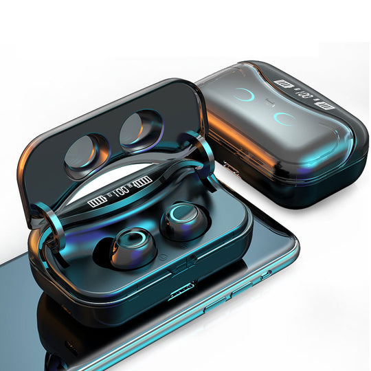 HiFi Sports G08 Earbuds - Wireless Bluetooth Headphones With Deep Bass - TYPhonePart