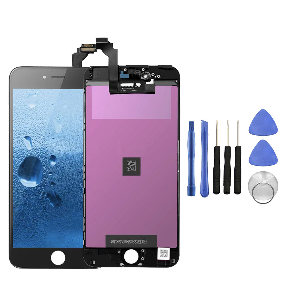 For Apple iPhone 6 Plus Premium LCD Screen Replacement + Digitizer Display Repair Kit - TYPhonePart