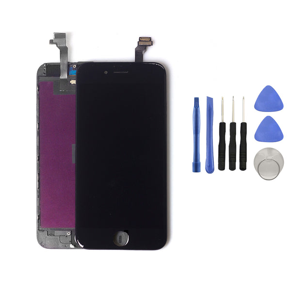 TS8 For iPhone 6 Screen Replacement 4.7 inch, LCD Touch Display Digitizer + Repair Kits
