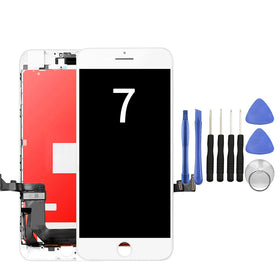 iPhone 7 Premium LCD Glass Touch Screen Replacement + Repair Tools+ Adhisive