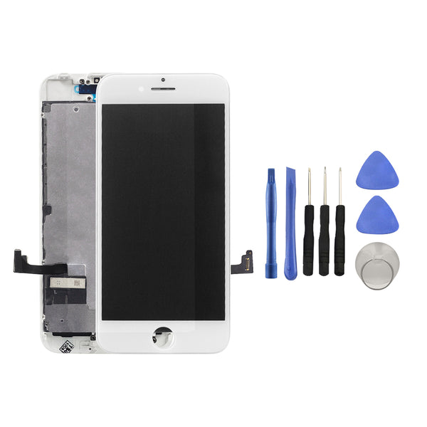 TS8 For iPhone 7 Premium Screen Replacement 4.7 inch, LCD 3D Touch Display Digitizer + Repair Kits - TYPhonePart