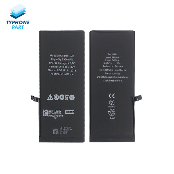 For iPhone 7 Plus Premium Battery Replacement + Repair Tools And Two Adhesive - TYPhonePart