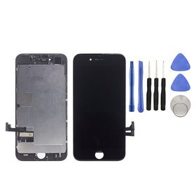 TS8 For iPhone 8 Premium Screen Replacement 4.7 inch, LCD 3D Touch Display Digitizer + Repair Kits
