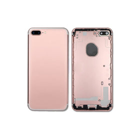 For iPhone 7 Blank Rear Case