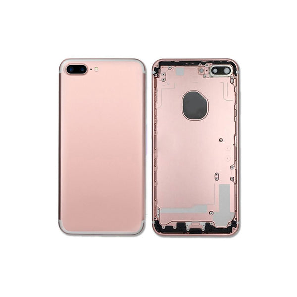 For iPhone 7 Blank Rear Case - TYPhonePart