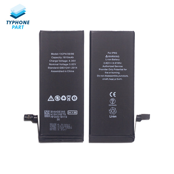 For iPhone 6 Premium Battery Replacement + Repair Tools And Two Adhesive - TYPhonePart