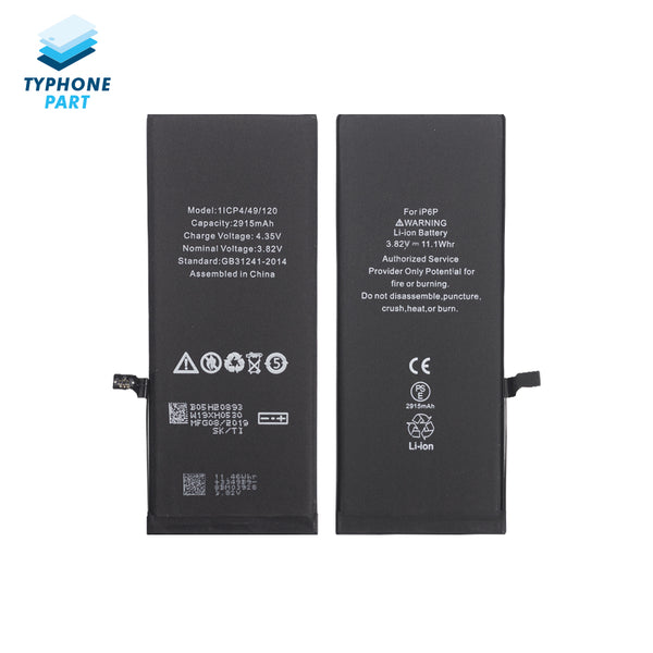 For iPhone 6 Plus Premium Battery Replacement + Repair Tools And Two Adhesive - TYPhonePart