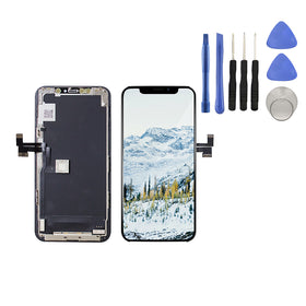Ersatz des iPhone 11 Pro OLED-Touchscreen-Displays + Premium-Reparatursatz für das Digitizer-Display