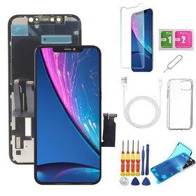 For iPhone XR Replacement Package 1.0+Free Repair Tools