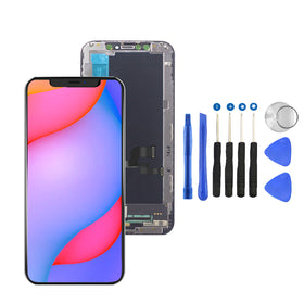 For Apple iPhone XS/10S LCD Display Screen Replacement +Digitizer Display Premium Repair Kit
