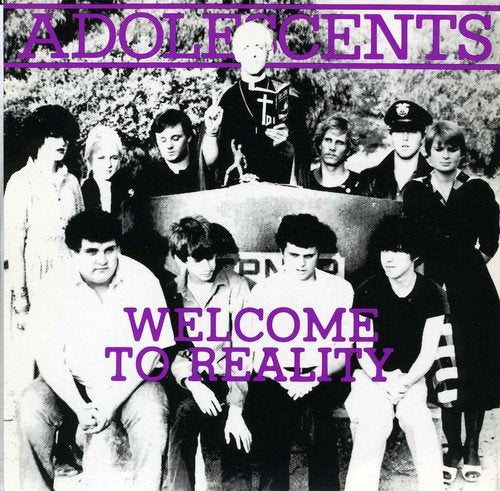ADOLESCENTS <br/> <small>WELCOME TO REALITY</small>