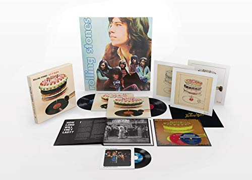 ROLLING STONES <br/> <small>LET IT BLEED (50TH ANNIVERSARY BOX</small>
